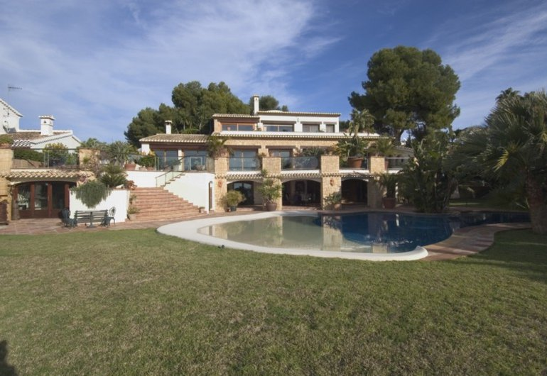 Detail image of Villa for sale in Moraira / Spain #8570
