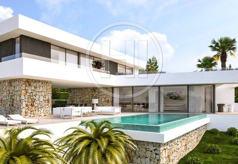 Detailbild Design-Villen zum kauf in Jávea / Spanien