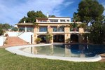 Thumbnail 2 of Villa for sale in Moraira / Spain #10134