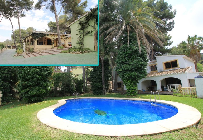 Detail image of Villa for sale in Javea / Spain #14060