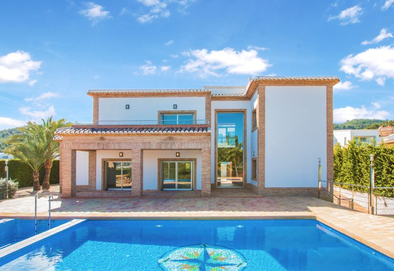 Detail image of Villa for sale in Javea / Spain #9825