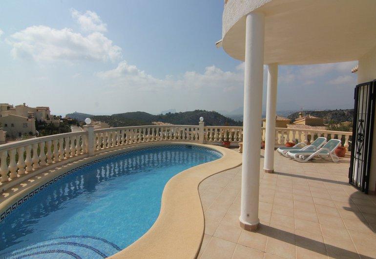 Detailbild Villa zum kauf in Benitachell - Cumbre del Sol / Spanien #5033