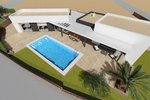 Thumbnail 1 of Villa for sale in Moraira / Spain #35365