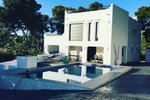 Thumbnail 1 of Villa for sale in Moraira / Spain #36051