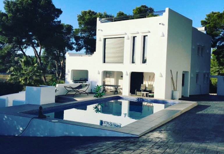 Detail image of Villa for sale in Moraira / Spain #36051